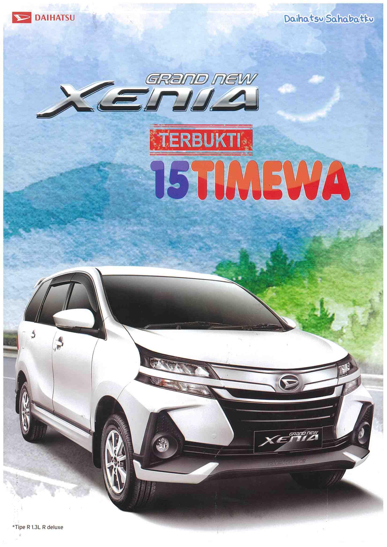 Grand New Xenia Semarang