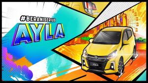 Daihatsu Ayla Semarang 2020