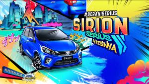 Daihatsu Sirion Semarang 2020